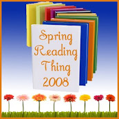Spring Reading Thing 2008