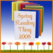 Spring Reading Thing 2008