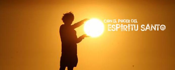 Con el Poder del Espiritu Santo