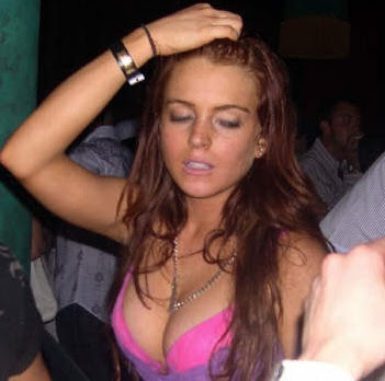 lindsey lohan hairstyles. Lindsey Lohan