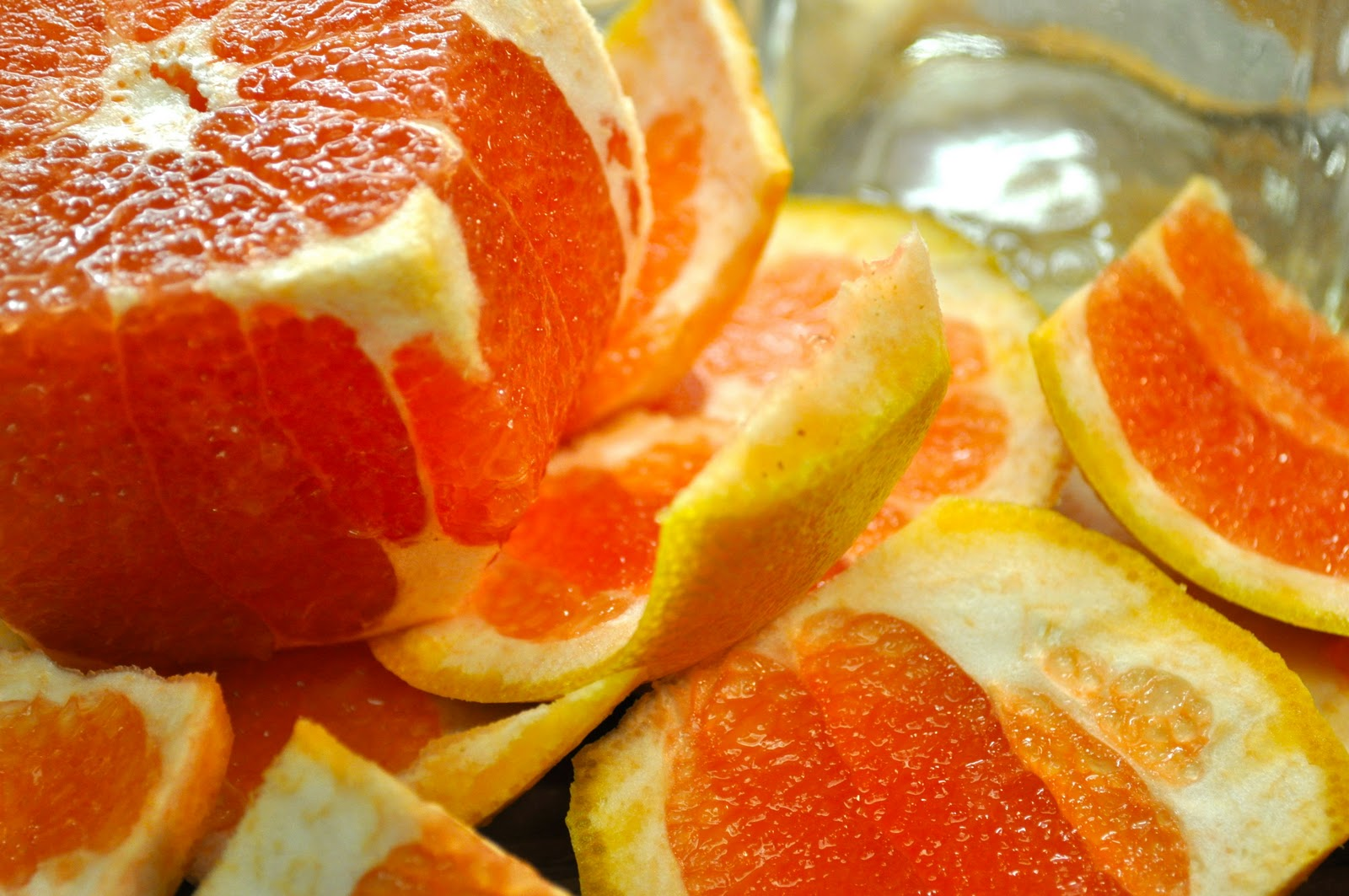 how to eat grapefruit peel