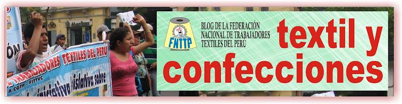 Federación de Trabajadores Textiles y de Confecciones del Perú