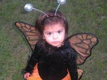 Emarie, Halloween '09