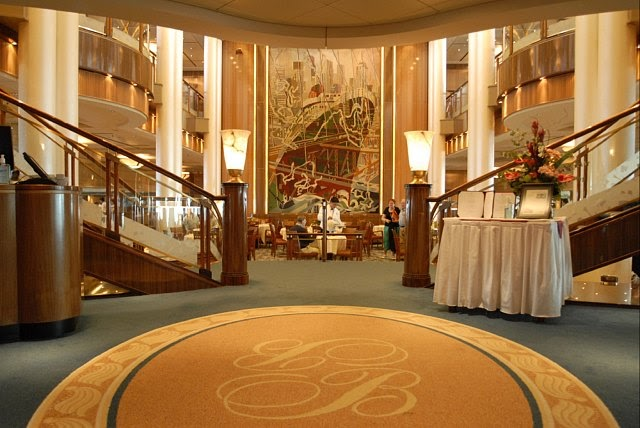 time spent at sea cruise blog inside queen mary 2