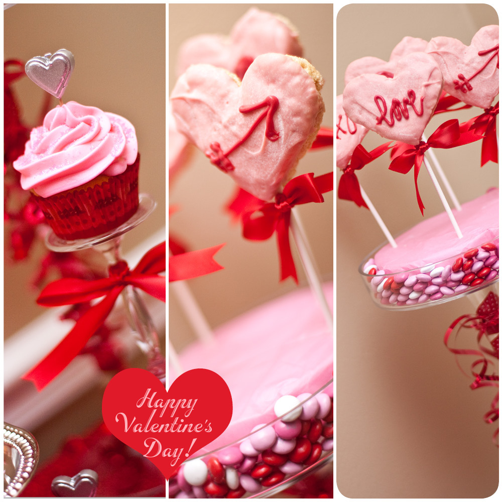 Rock paper sweet valentine 39 s day inspiration for Valentines dinner party ideas