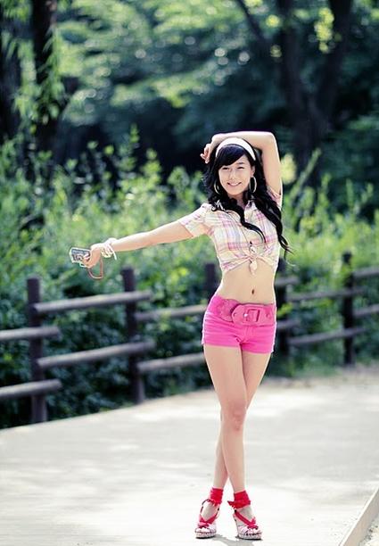 Coinsidencia ? [PRIV/Kibum] Cute-pink-kim-ha-yul-1