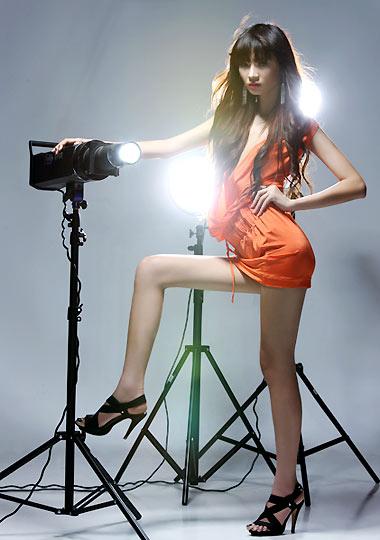 Ngoc Oanh: Top 10 Supermodel Vietnam 2008