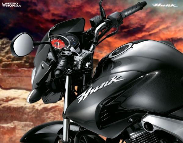 Hero Honda Hunk Bike Price