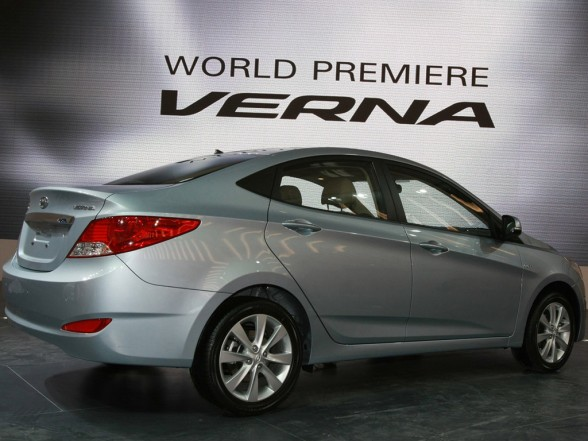 Product Latest Price Hyundai Verna 2011 Sedan Car Price In India