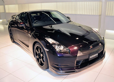 <b>Nissan GT-R 2011</b> will be