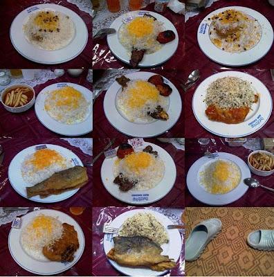 chroniques iraniennes gastronomie iranienne. Black Bedroom Furniture Sets. Home Design Ideas