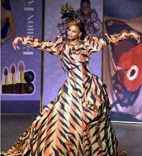 Linda Ikeji Miss Ebony World