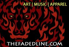 The Faded Line-Clothing and Art