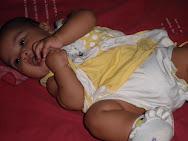 My Niece... Nur Eisya Husna