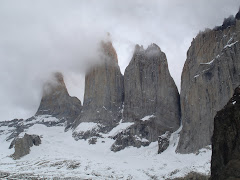 The Towers at Torres del Paines National park
