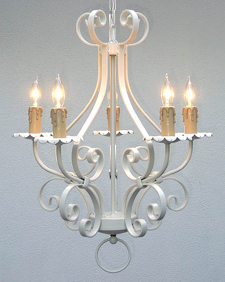 Connie Deamond Interior Creations: Chandeliers in the Bathroom