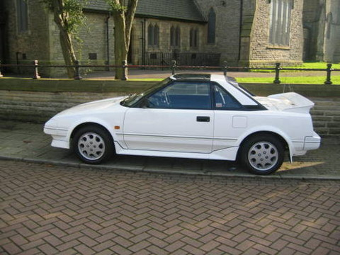 review: COMPREHENSIVE REVIEW: Toyota MR2 MK1/MK1.5 (1984-87/87-89
