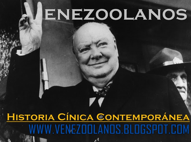 Toca a Winston y ve: venezooLanzate