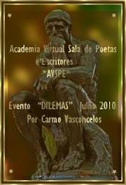 Evento Poético AVSPE / DILEMA