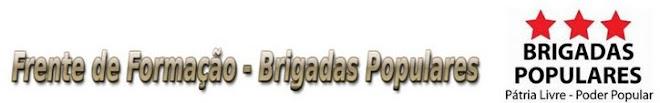 Frente de Formação - Brigadas Populares