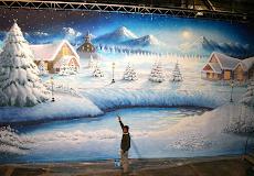 Backdrops Painting