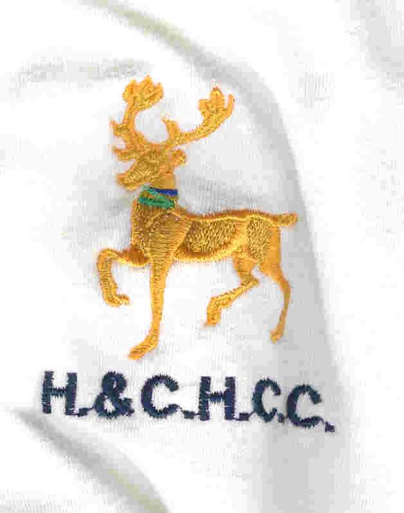 H&CHCC  The Badge