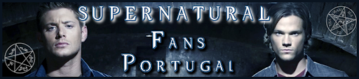 Supernatural Fans Portugal - Site