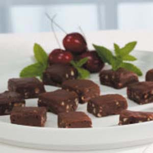 Almond Cherry Fudge Recipe