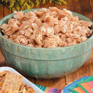 Gourmet Almond Snack Mix Appetizer