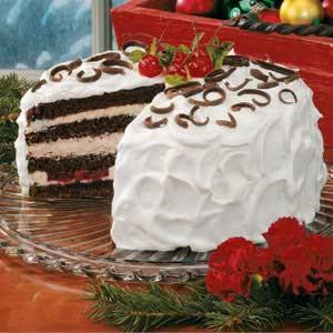 Gourmet Black Forest Cake Recipe