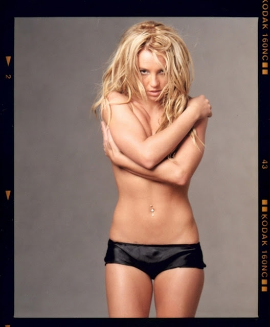 Right! Britney spears hot body