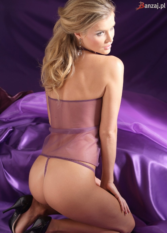 Joanna krupa see through lingerie