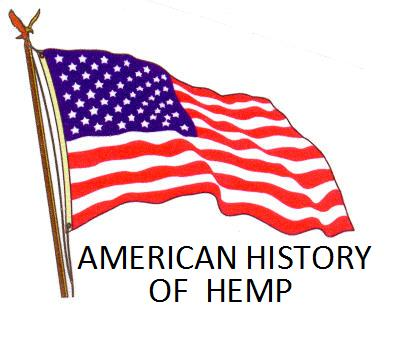 the history of hemp in america America used cannabis plants for making clothes and other materials even the declaration of independence was made from cannabis hemp find out what else america made with hemp and when.