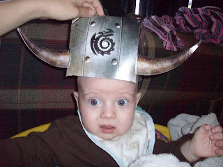 Baby Viking