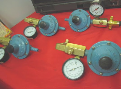 Melano Gas Regulator
