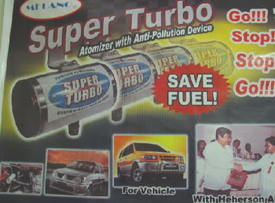 Super Turbo Atomizer