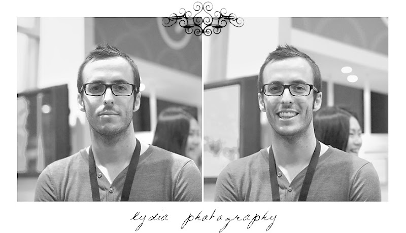 Gabriel Ryan at WPPI in Las Vegas, Nevada