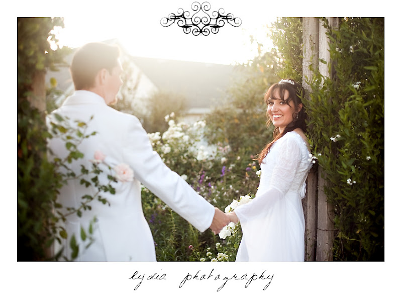 Rosemary and Jared's wedding pictures in Santa Rosa California