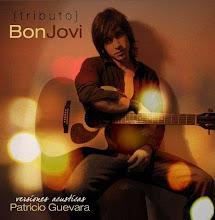 Tributo a Bon Jovi por Patricio Guevara