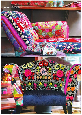Inspire Bohemia Bokja Design Suzani Furniture Heaven