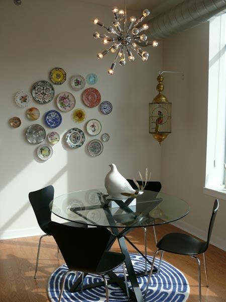 Inspire Bohemia Beautiful Wall Decor and Art Plates Part I