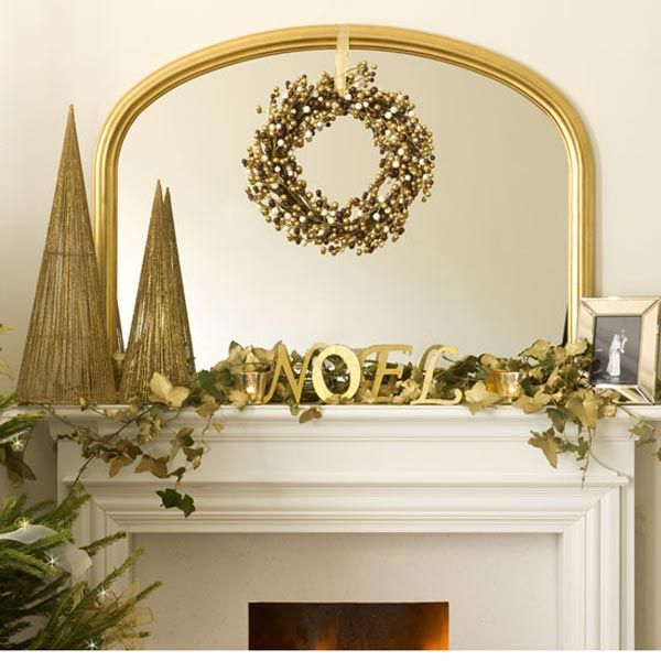 Christmas noel interior decorating Merry
