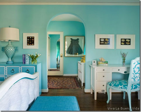 Inspire bohemia beautiful bedrooms part iii a k a for Aquamarine bedroom ideas