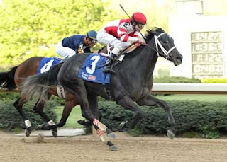Eight Belles finishes 2nd at Kentucky Derby
