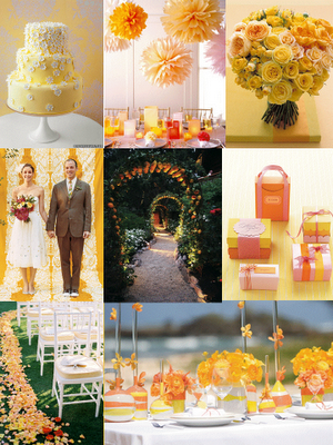 Creative Budget Friendly Weddings Color Combinations