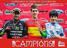 CAMPIONATO DE ESPAÑA CX 2011 VALLADOLID