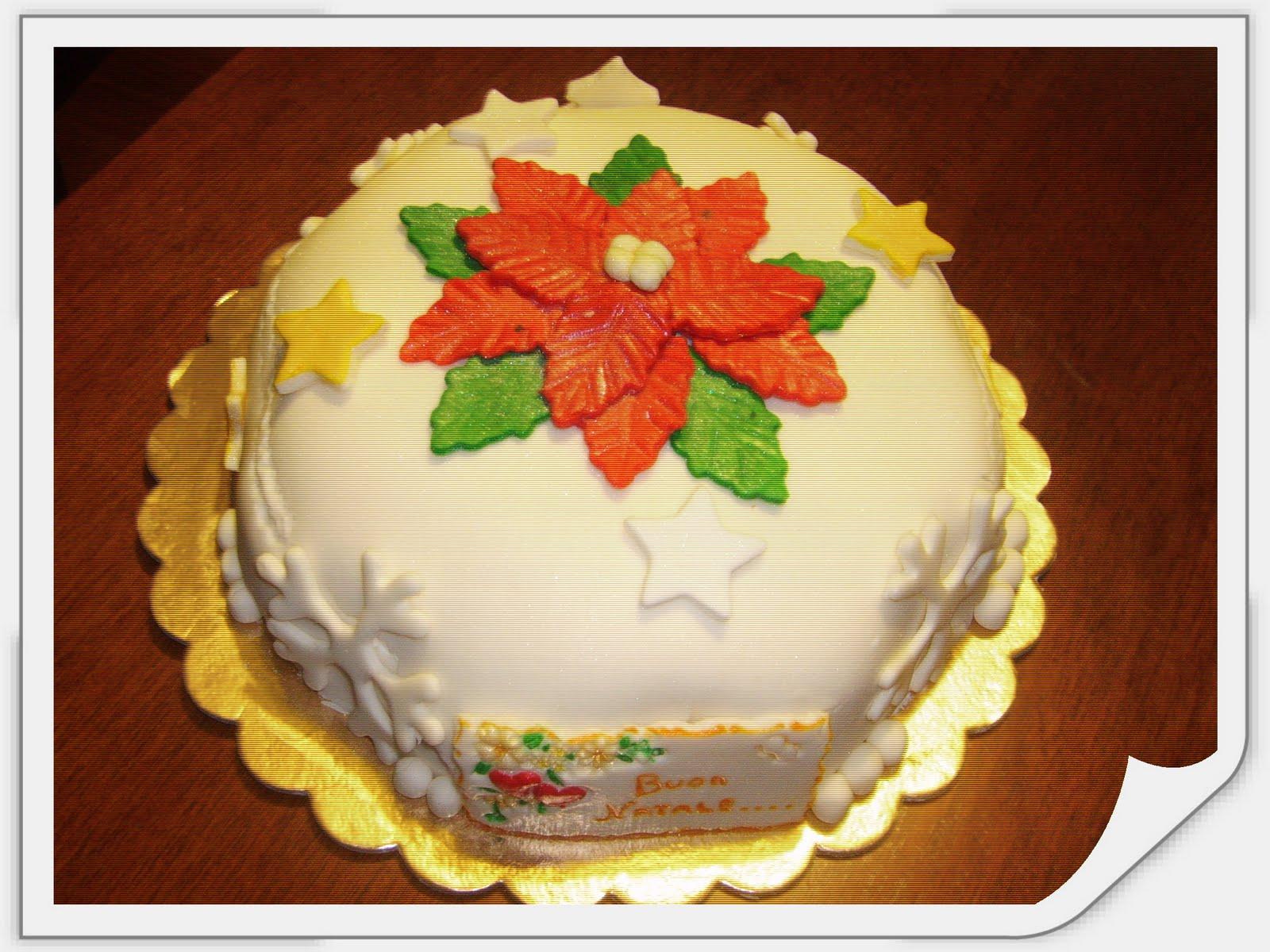Dolcemania di imma77 torte natalizie - Torte natalizie decorate ...
