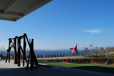 The Olympic Sculpture Park in Seattle, Washington State