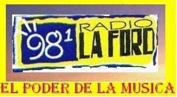 98.1 Radio La Ford