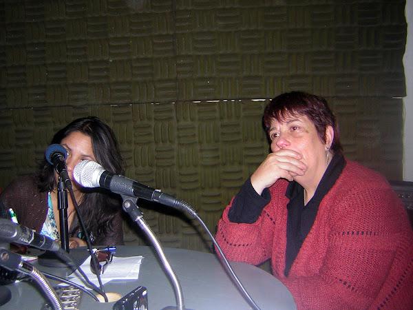 Entrevista en Radio NuevoMundo por Lanzamiento de Campaña CoSeCh. Sábado 07 de noviembre 2009